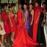 Le concorrenti Miss Seychelles 2012